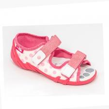 Sandálka biela
